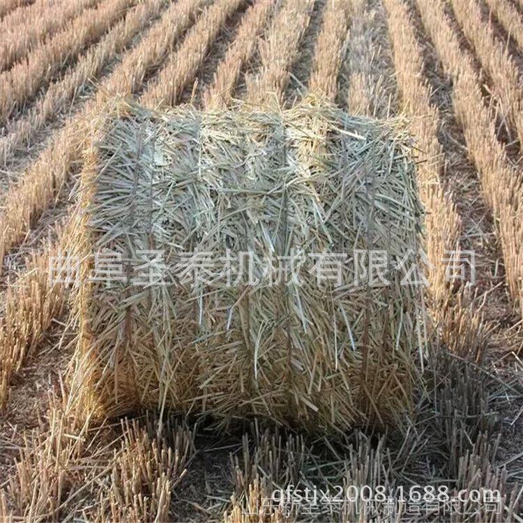 稻草秸秆打包机 玉米杆打捆机 液压打包机价格