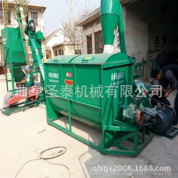 颗粒机生产厂家 猪饲料颗粒机成套设备生产商