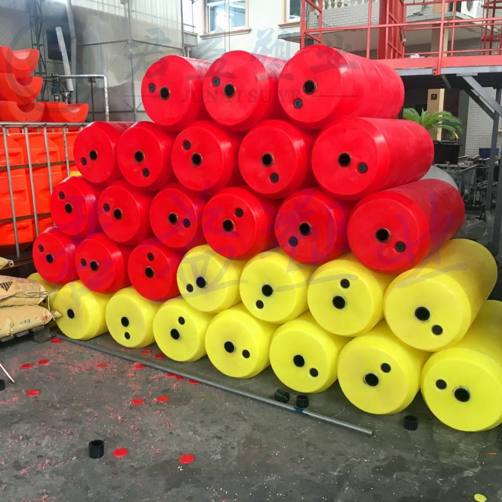 直径500*800管道浮筒体 疏浚浮体加工