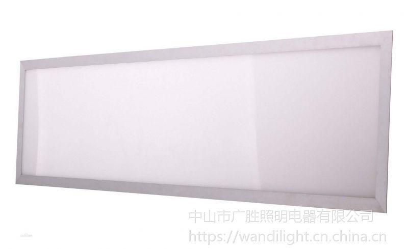 广万达照明 LED平板灯,36W长方形面板灯