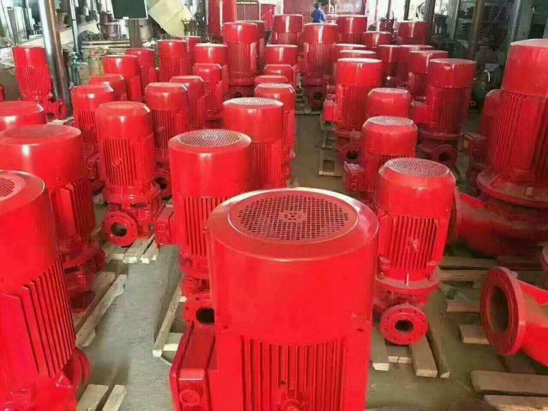系列立式多级消防设备XBD3.6/0.56-25GDL变频恒压给水成套设备(3CF认证)