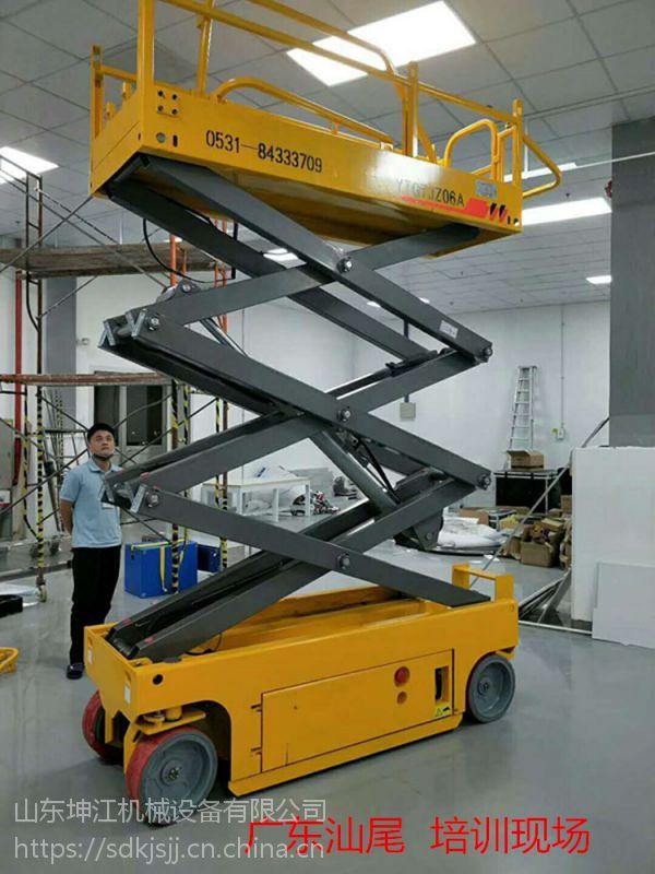 厂家生产移动全自行式升降平台电动液压升降机登高平台货梯