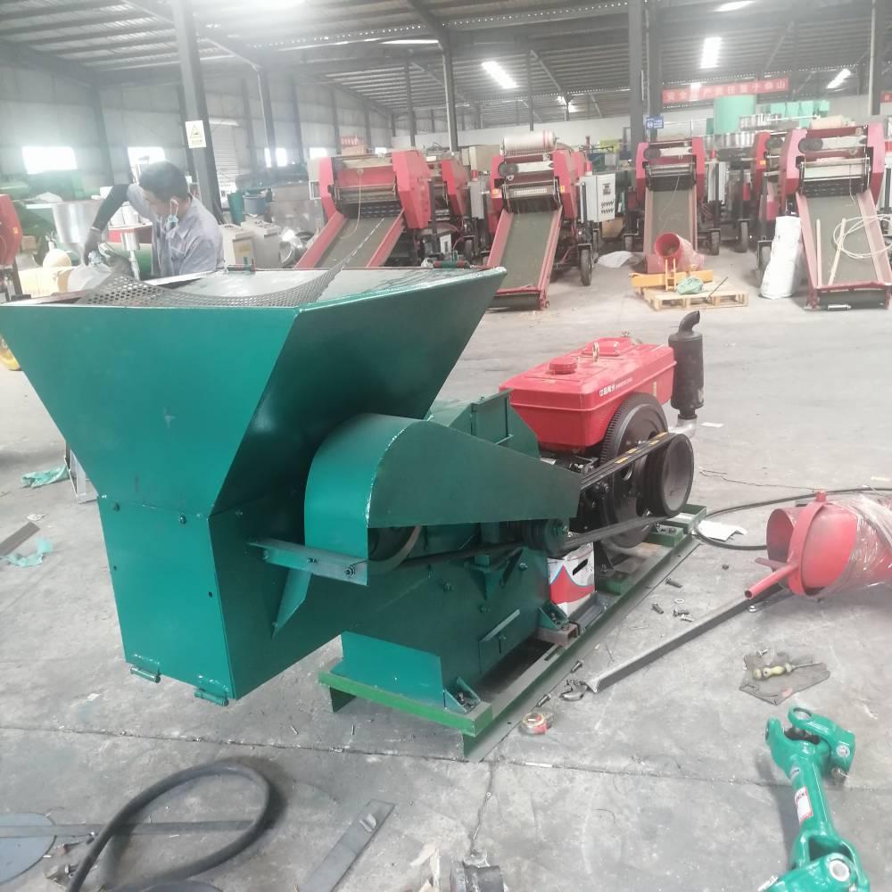 大型草料粉碎机 秸秆草料粉碎机 草料粉碎机厂家