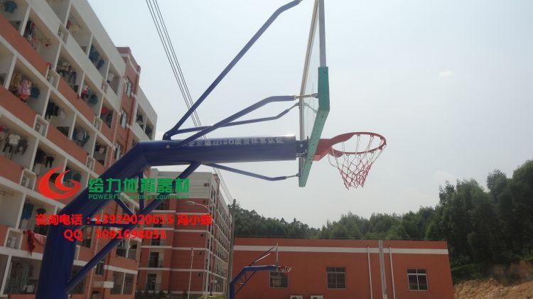 体育器材篮球架可移动 安装送货 原厂直销 新年热销2018热款