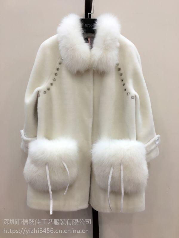 杭州新中洲女装城品牌折扣女装货源品牌折扣店加盟排行榜初次印象16冬棉衣多种风格多种款式