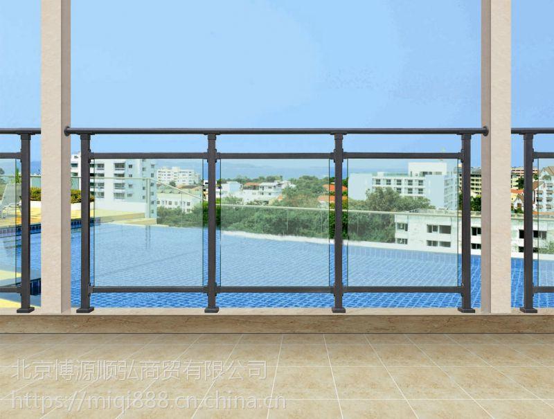 Q235阳泉喷塑护窗栏杆,钢化玻璃护栏,阳泉仿木纹阳台护栏,克莱丁楼梯扶手,HC组装阳台栏杆,