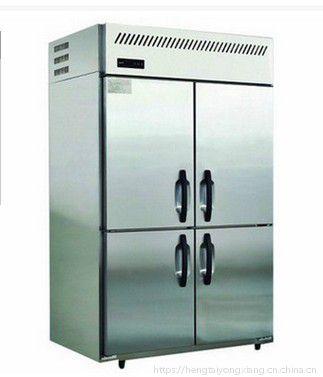 松下/Panasonic四门冷冻柜 SRF-1281NC 立式直冷冷冻柜