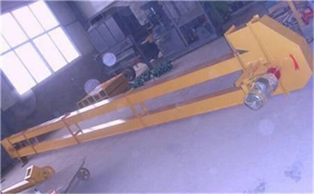 兴亚粮食环保无尘斗式上料机 石膏连续输送斗式提升机