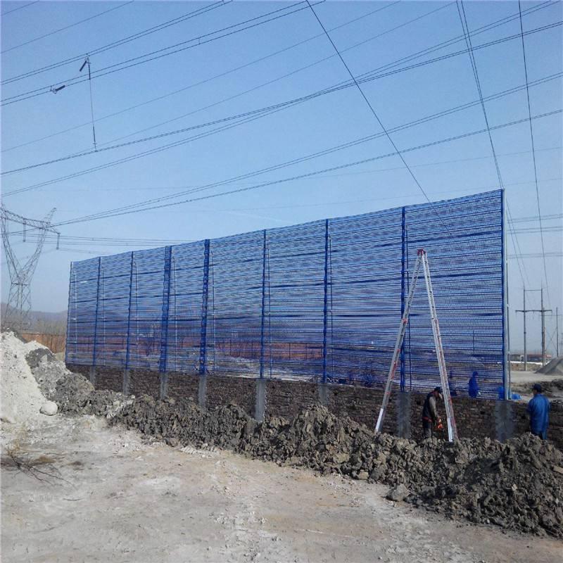 防风网开孔 防风网计算 铝板网冲孔网