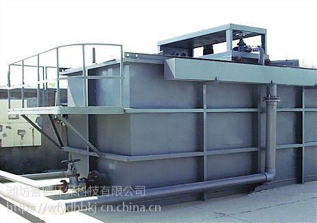 保定地埋式一体化污水处理设备誉德