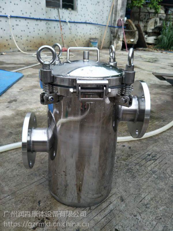 高档泳池过滤器 加厚毛发过滤器过滤设备