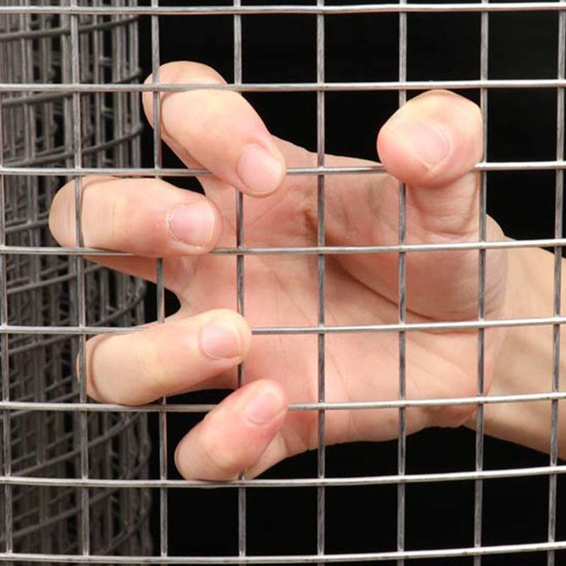 钢丝网 小孔筛网过滤网 焊接网 建筑地暖网