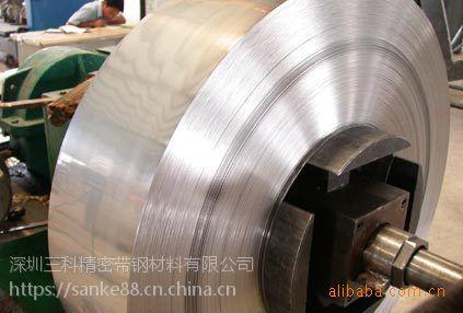 供应3J58恒弹性合金带 铁镍铬钛合金 频率元件用弹性合金