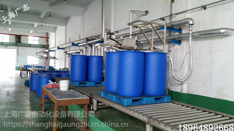 全自动手提式液体灌装机