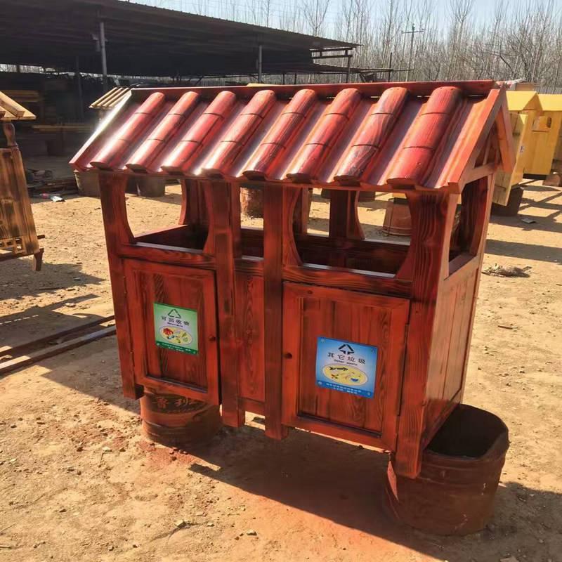 湘潭市小区花箱厂价直销,实木组合花箱奥博体育器材系列,真正产地厂家