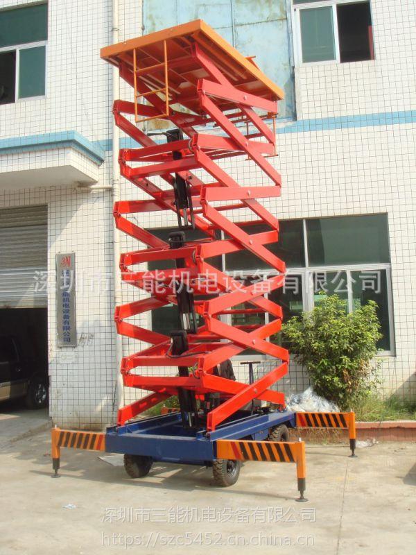 加盟代理三能尾板 登车桥 升降平台产品