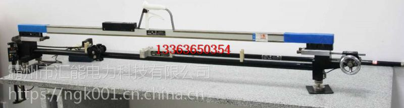 轨距尺检定器1520 数显轨距尺 铁路检测尺 俄式 轨道检定器 汇能