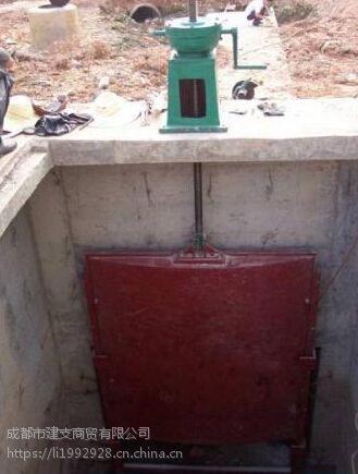 德阳专业销售铸铁闸门及维修安装