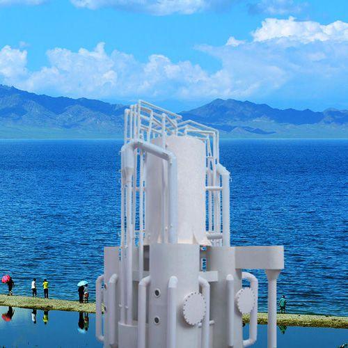 邯郸市游泳池循环水过滤器 游泳池水循环处理 碧源by-56泳池恒温加热设备