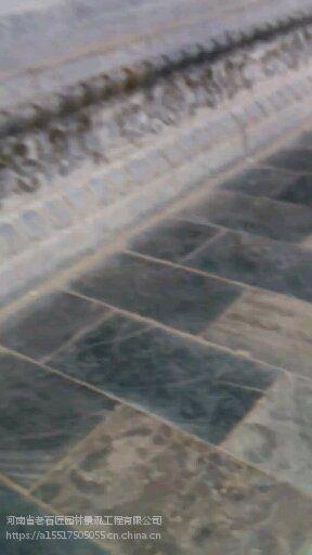 景观路面设计,造行铺装,工程施工,广场石材施工,按摩石小路