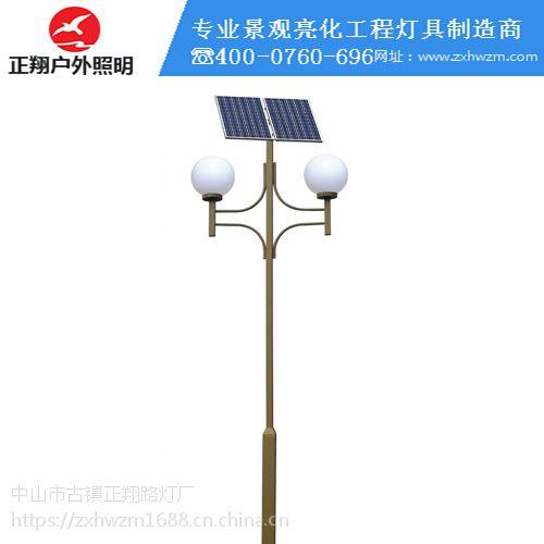 正翔照明普及LED太阳能路灯的防雷知识