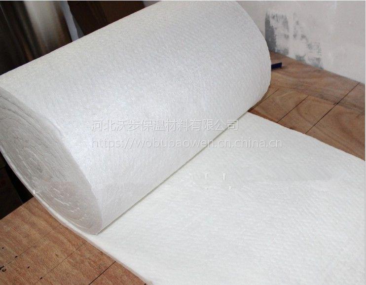 硅酸铝陶瓷纤维针刺毯厂家促销