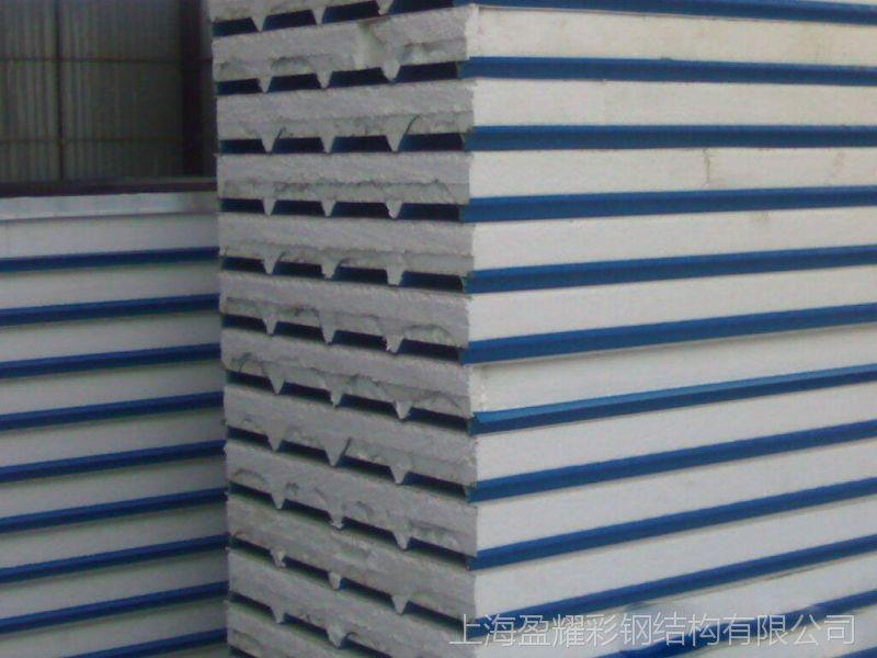 泡沫彩钢夹芯板 抗压强工程专用泡沫板 可定制