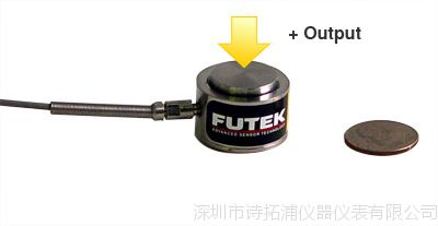 FUTEK荷重传感器LSB400-5000lb