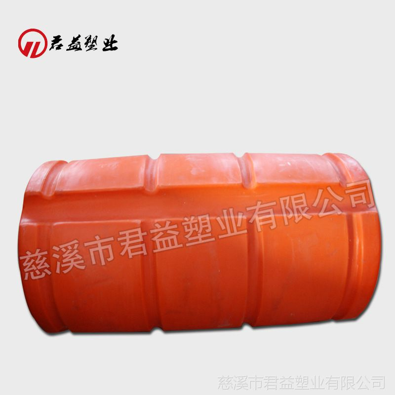 徐州1.2米长塑料浮筒 海上1.2米浮筒搭配的浮桥平台