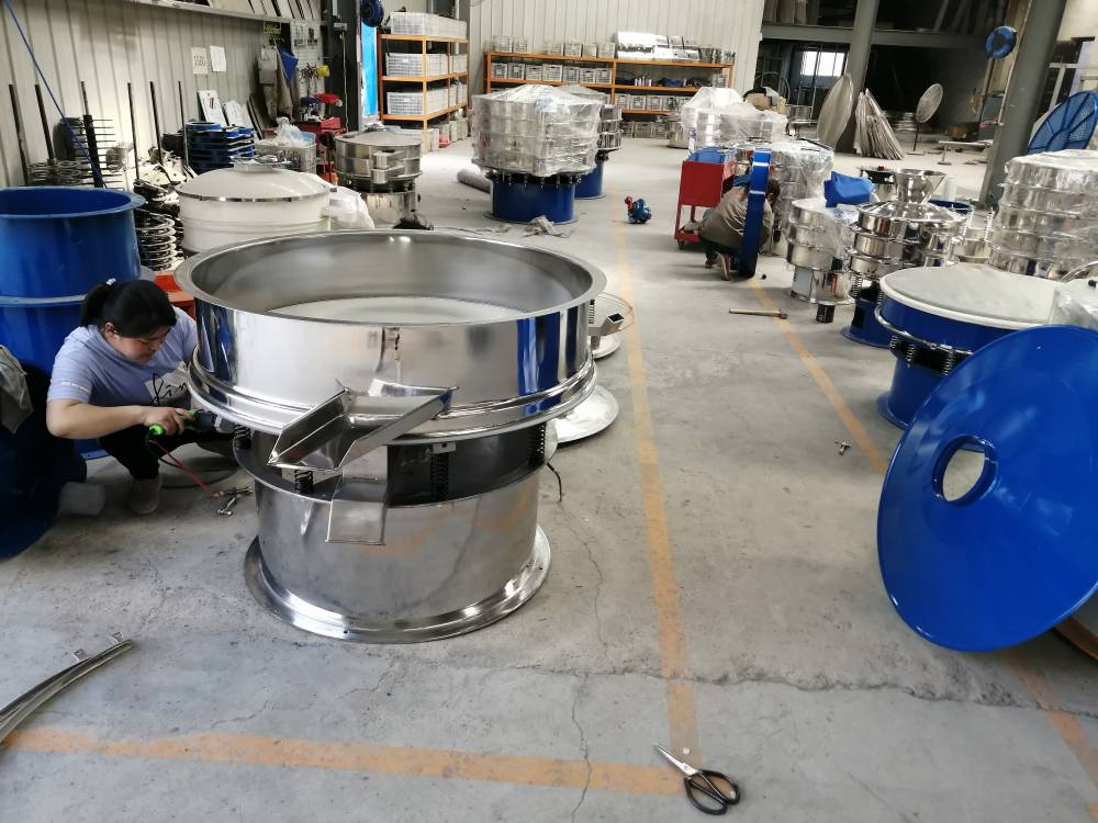 辽宁鞍山凯悦牌KY-80型豆浆过滤机-豆制品机械-熟浆过滤