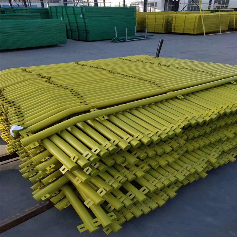 厂房围墙护栏 可移动护栏 现货公路防护网