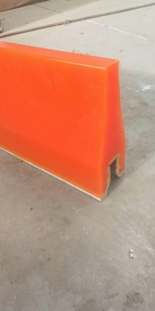 供应济宁安特力H型P型硬质合金清扫器