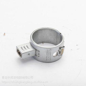 山东淄博中邦凌塑机挤出机铁皮云母加热器加热圈加热板非标定制厂家直供