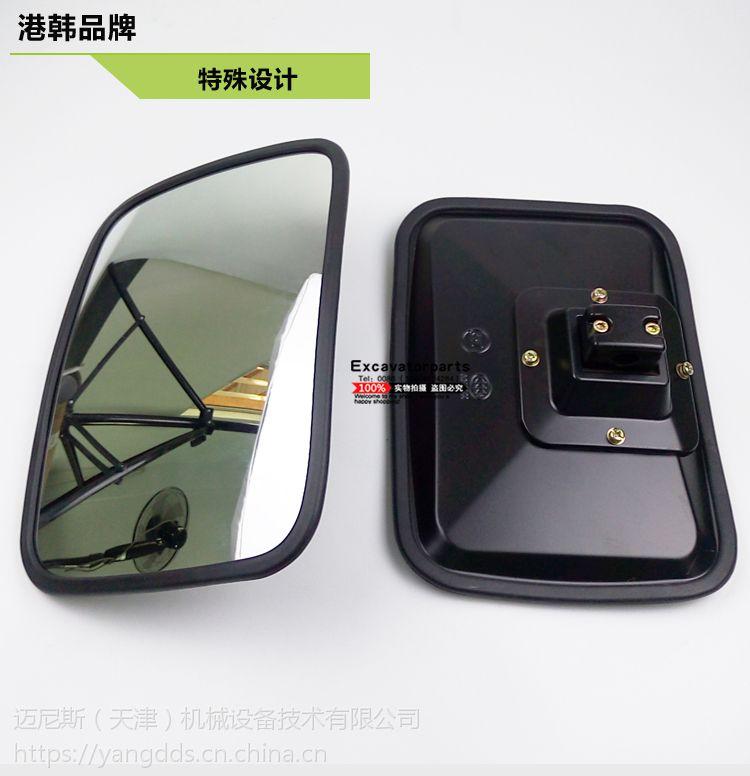 小松PC200/210/220/240-8倒车镜反光镜后视镜原装挖掘机配件