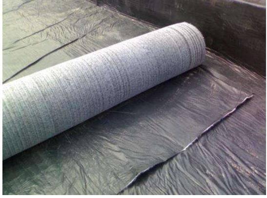 大量现货GCL膨润土垫 水库防渗水用钠基膨润土防水毯厂家