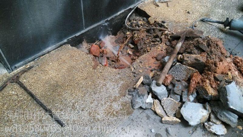 深圳消防水管漏水检测房屋渗水查漏技术公司