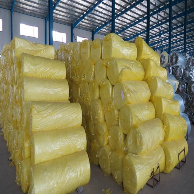 厂价直销玻璃棉卷毡厂家 外墙离心玻璃棉板总厂批发