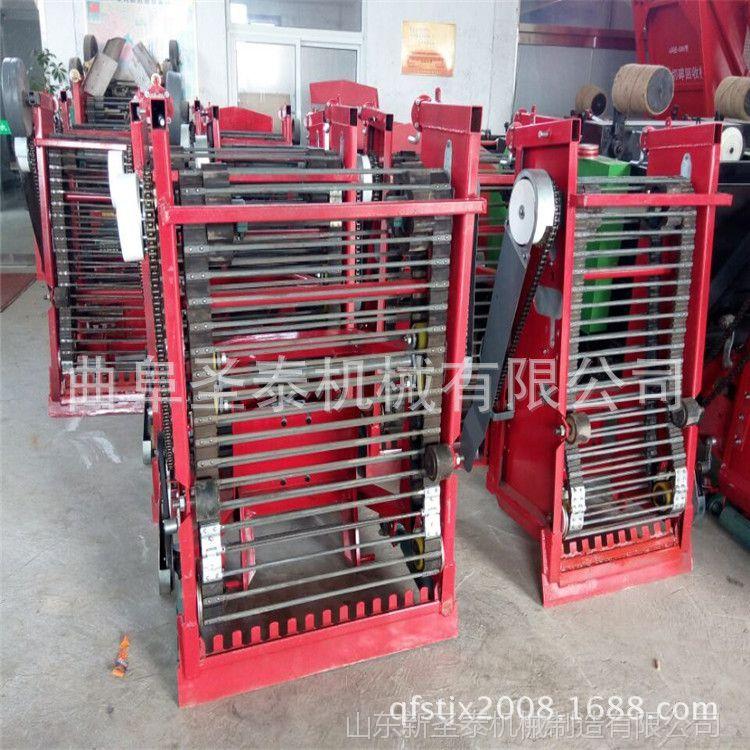 小型红薯手扶拖拉机带动土豆收获机 四轮红薯收获机 质优价廉