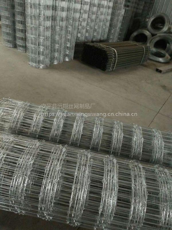 远翔丝网供应鹿网 新型草原围栏网