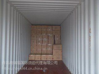 潍坊到广东深圳市集装箱海运专线 青岛到蛇口海运船期查询