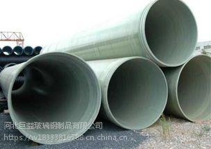 哪里生产玻璃钢管道、玻璃钢夹砂管道价格