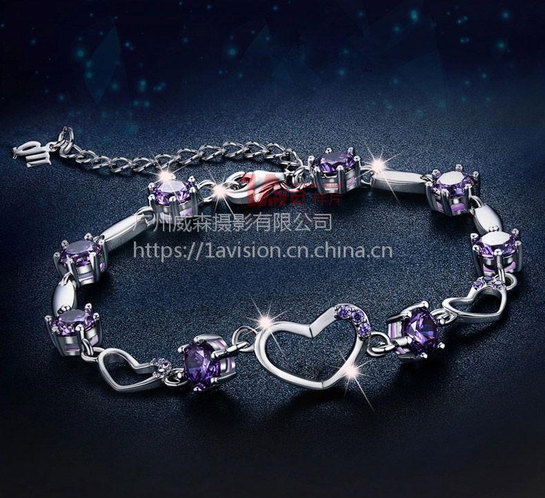 拍摄珠宝没条件?教你轻松玩转珠宝摄影广州番禺水贝西郊饰品