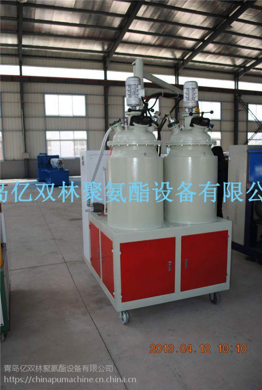 供应亿双林聚氨酯cpu玫瑰花弹性体浇注设备,玫瑰花机械