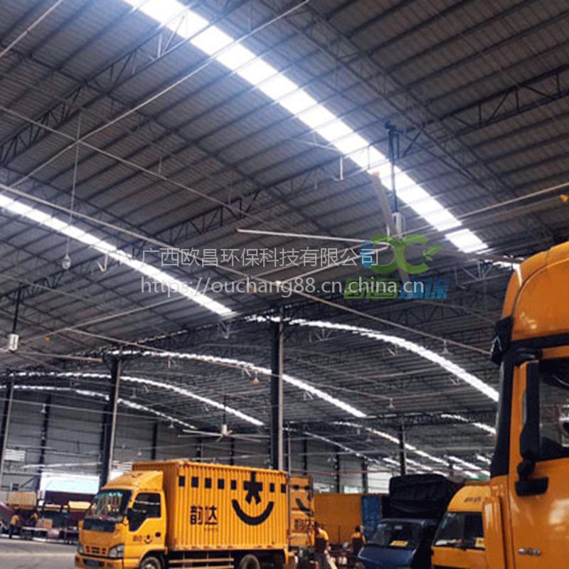 厂房车间用节能工业风扇降温型装置