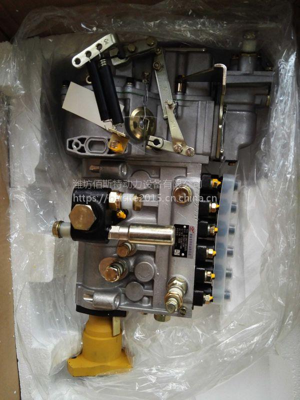工程机械用潍柴发动机油泵 612601080225喷油泵