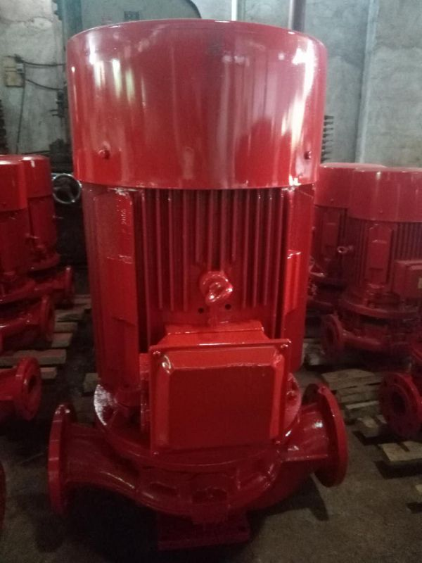 160KW消火栓泵选型XBD12.0/80G-L厂家批发(带3CF认证)。