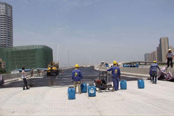雨晴牌SWP水性路桥防水涂料国内路桥防水的领导者
