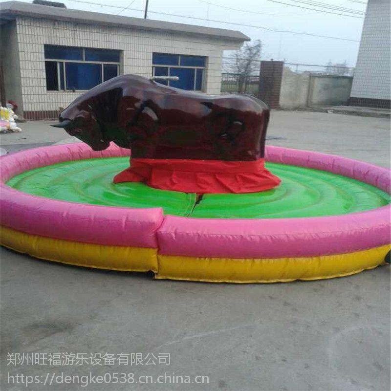 昆山客户电动摇摆机游乐设备翻转旋转斗牛机娱乐玩具新型翻转机器