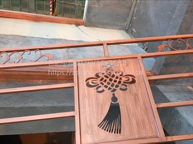 合肥木纹漆施工 镀锌管木纹漆 护栏木纹漆施工 厂家批发木纹漆