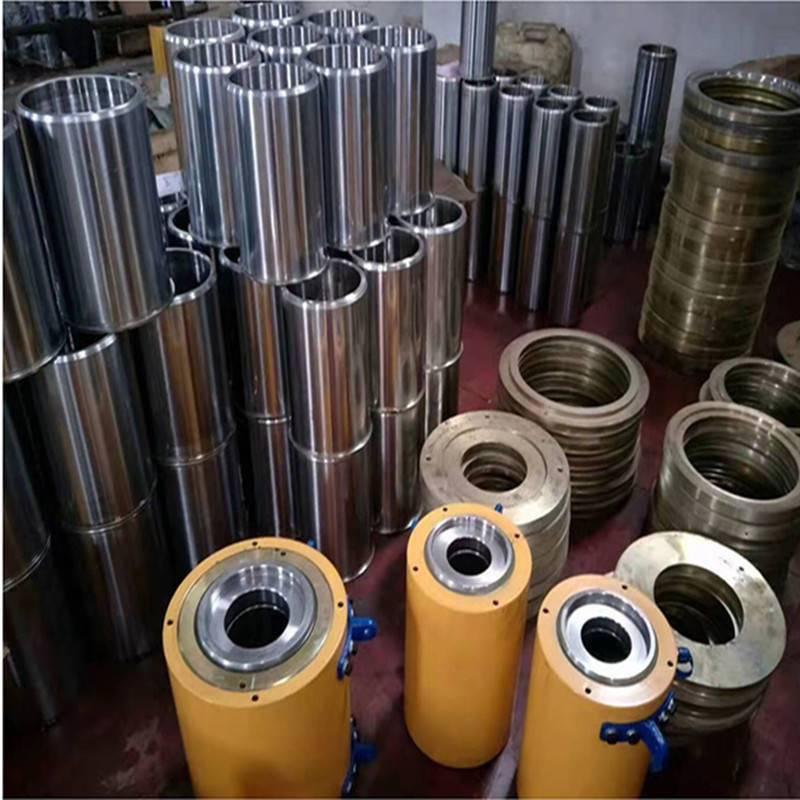 杭州中拓YDC6500千斤顶建筑机械吊装灵活、经久耐用。、重量轻、体积小